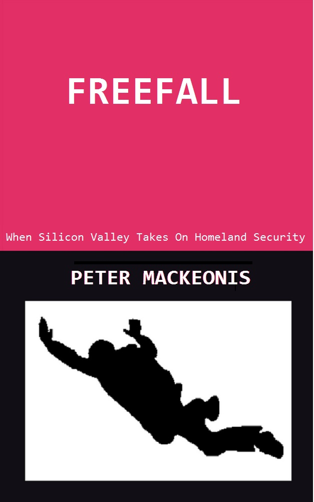 FREEFALL - the dystopian novel by peter mackeonis